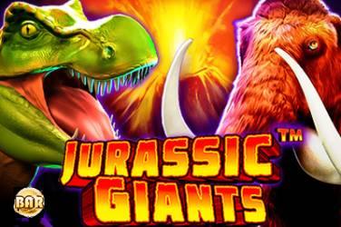 Jurassic Giants - Pragmatic Play