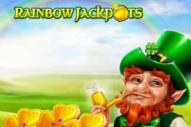 Rainbow Jackpots - Red Tiger
