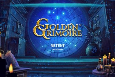 Golden Grimoire - NetEnt