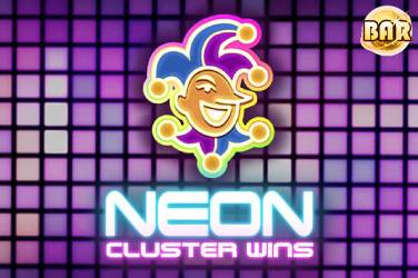 Neon Cluster Wins - StakeLogic