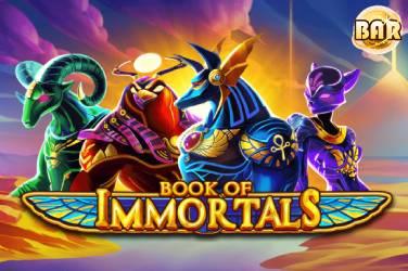 Book of Immortals - iSoftBet