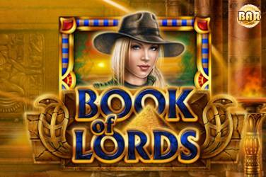 Book of Lords - Amatic