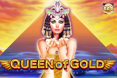 Queen of Gold -  Pragmatic Play