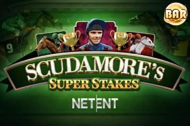 Scudamore's Super Stakes - NetEnt