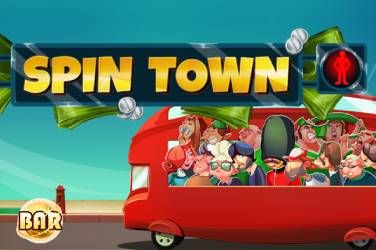 Spin Town - Red Tiger