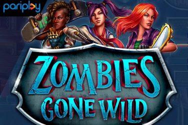 Zombies Gone Wild - Pariplay