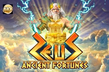 Ancient Fortunes: Zeus - Microgaming