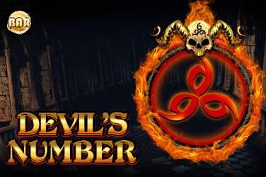 Devil's Number  - Red Tiger