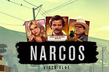 Narcos - NetEnt
