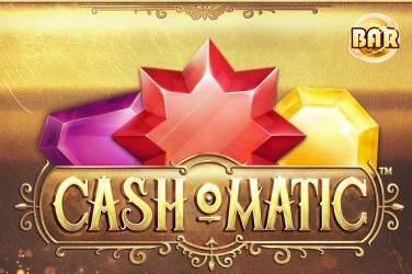 Cash-O-Matic - NetEnt
