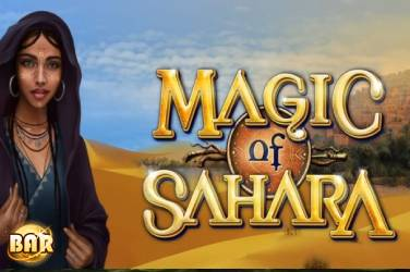 Magic of Sahara -  Microgaming