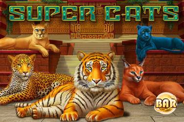 Super Cats - Amatic