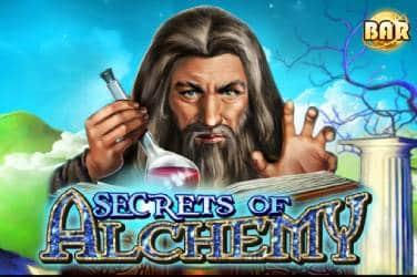 Secrets of Alchemy  - EGT