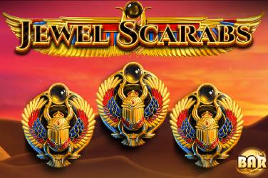 Jewel Scarabs - Red Tiger