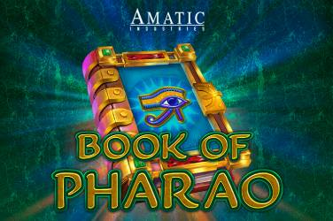 Book of Pharao - Amatic