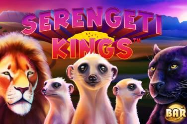 Serengeti Kings - NetEnt