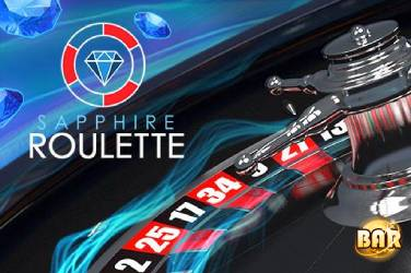 Sapphire Roulette – Microgaming