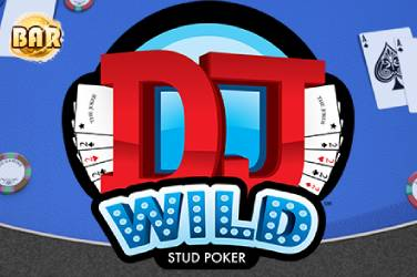 DJ Wild Stud Poker - Shuffle Master