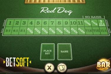 Red Dog - Betsoft