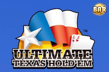 Ultimate Texas Hold'em – Shuffle Master