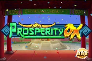 Prosperity Ox - iSoftBet