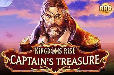 Kingdoms Rise: Captain's Treasure - Playtech