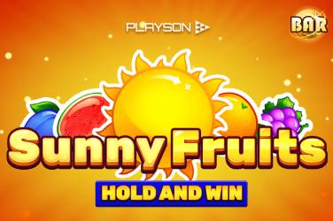 Sunny Fruits: Hold and Win - Playson