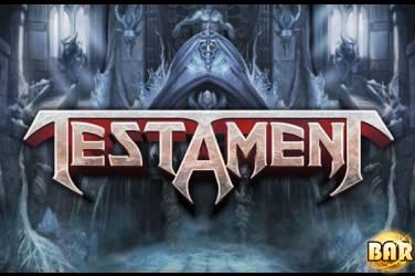 Testament - Play'n GO
