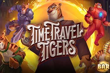 Time Travel Tigers - Yggdrasil