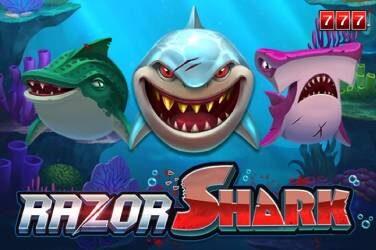Razor Shark - Push Gaming