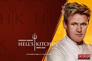 Gordon Ramsay Hell's Kitchen – NetEnt