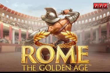 Rome The Golden Age – NetEnt